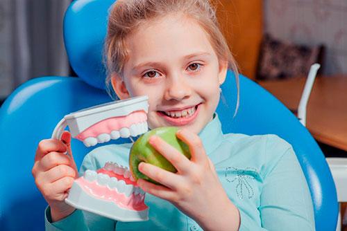 Лечение кариеса у детей в Воронеже